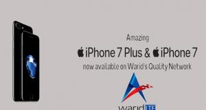 warid iphone 7