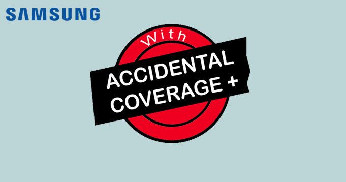 Samsung accidental