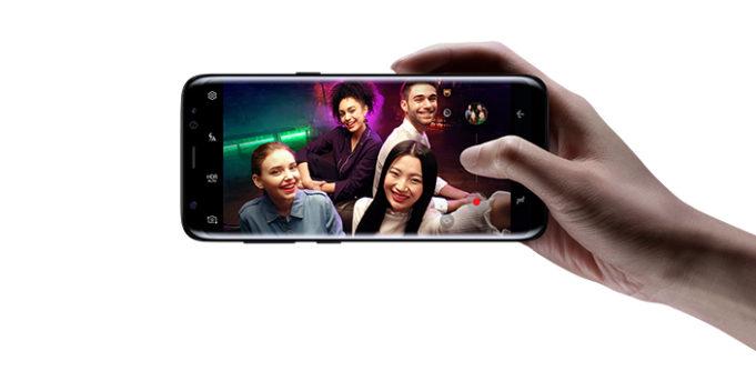 Samsung Galaxy S8, S8 Plus