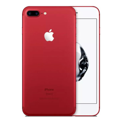Red iPhone 7 Plus 256 GB