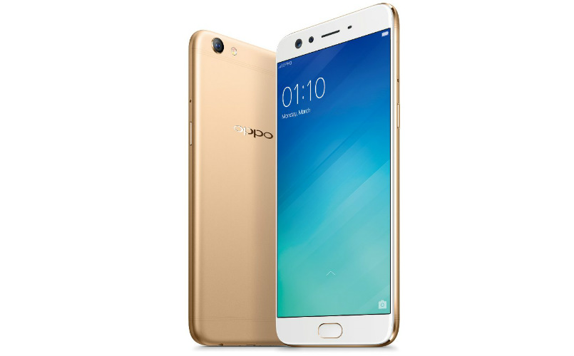Oppo Launched New Dual Selfie Camera Oppo F3 Plus