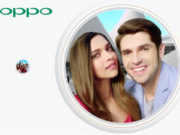 oppo with deepika