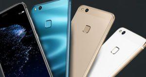 Huawei P10 Lite launch