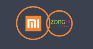 Xiaomi and Zong