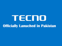 tecno mobile launched in Pakistan