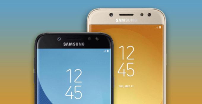 Samsung J5 and J7 2017