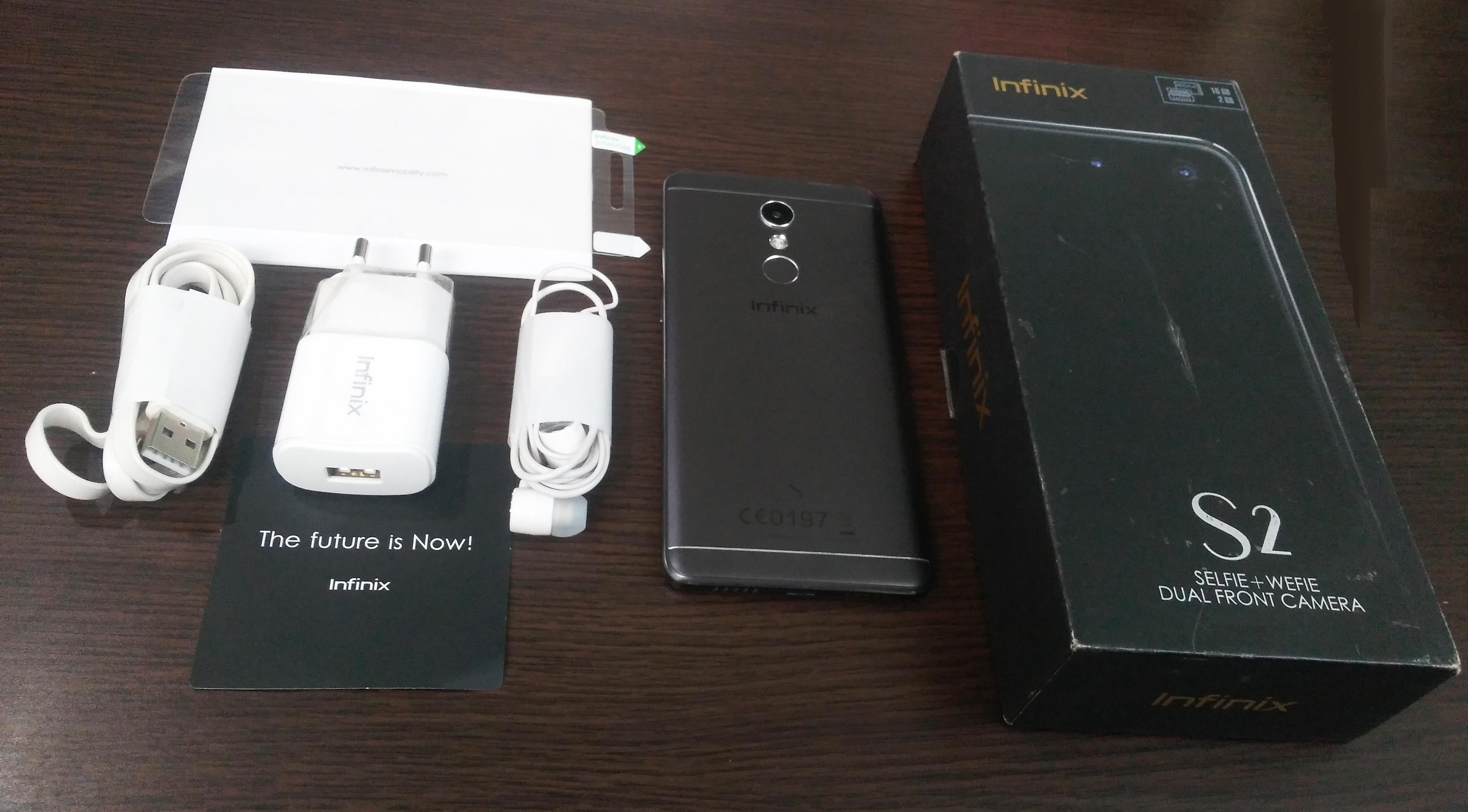Infinix S2 Accessories