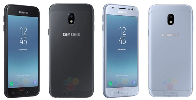 Samsung J3 (2017) Specifications and Pictures leak just ...