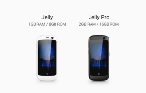 jelly phone specs