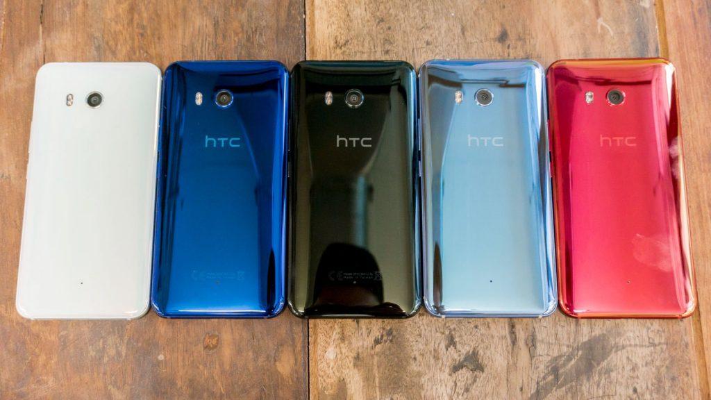 Htc U11 Colors About Phone