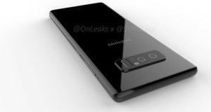 Galaxy Note 8 leaks