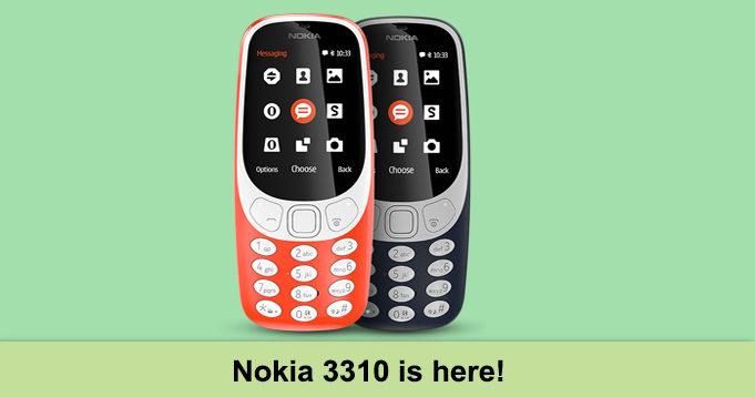 Nokia 3310 in Pakistan
