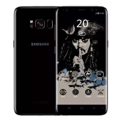 Samsung Galaxy S8 Pirates Edition