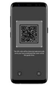 Samsung QR Reader