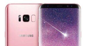 Galaxy S8 Plus Pink