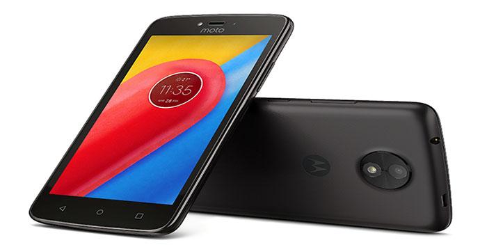 Motorola launches its Mid-Range Smartphone Motorola Moto C ...
