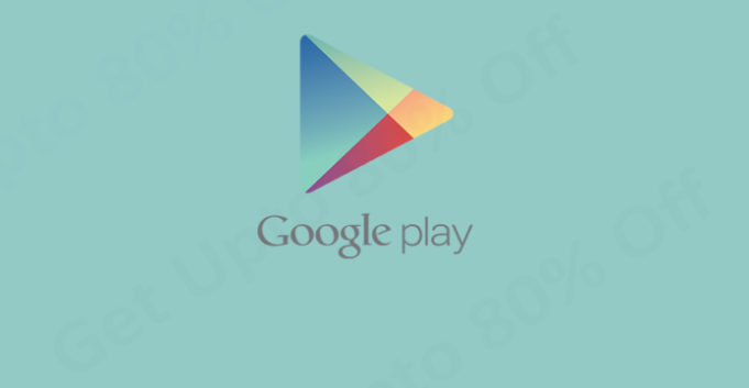 Google Play Store Discount