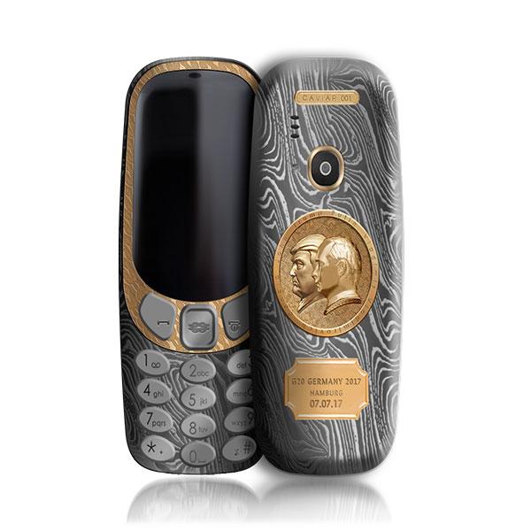 Nokia 3310 Putin-Trump Edition