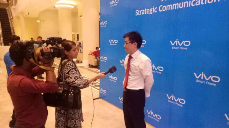 Vivo Launch event