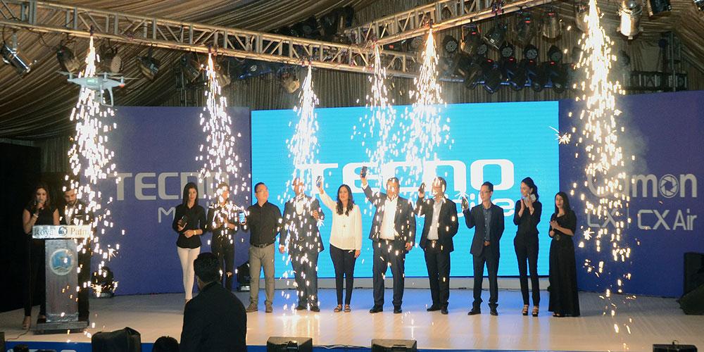 Tecno Launch Event
