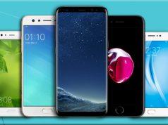 Top Smartphones in Pakistan 2017