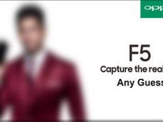 Oppo F5 with Sidharth Malhotra