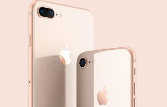 Apple's iPhone 8 & iPhone 8 Plus