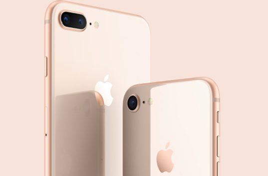 Apple's iPhone 8 & iPhone 8 Plus