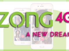 Zong 4G Free WhatsApp Offer